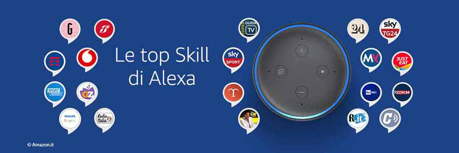 Top Skill Alexa