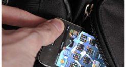 furto smartphone