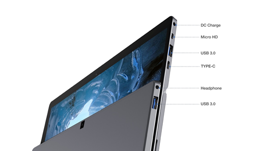 Chuwi UBook è un'alternativa valida al Surface Go