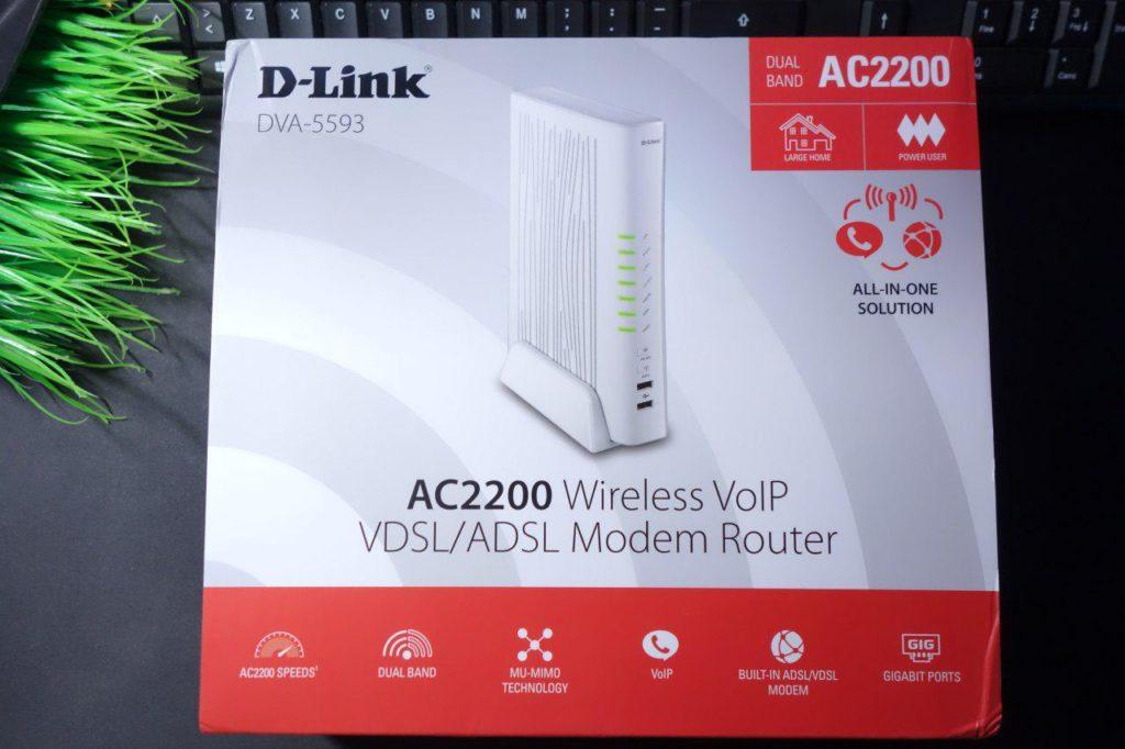D-Link DVA-5593