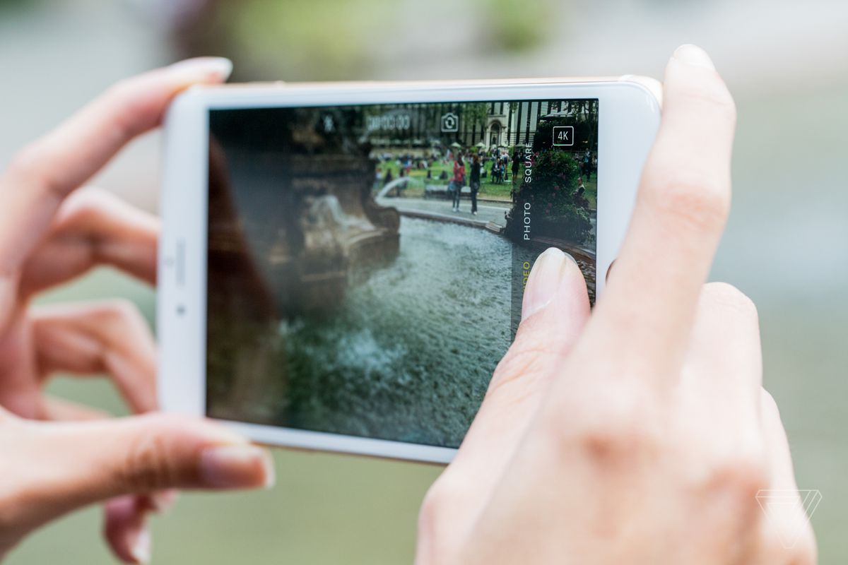 video cancellati iPhone