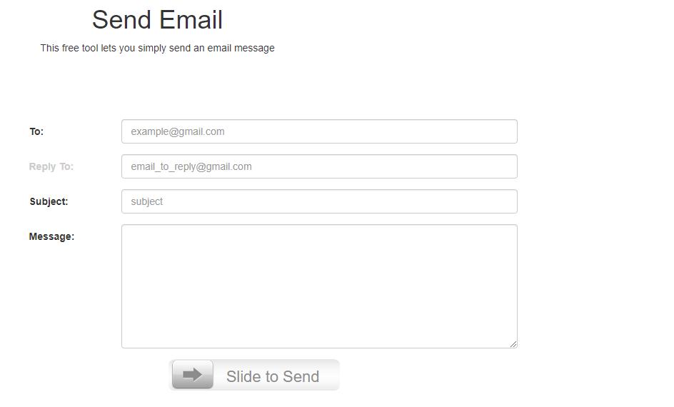 Come inviare email anonime anche con allegati 3
