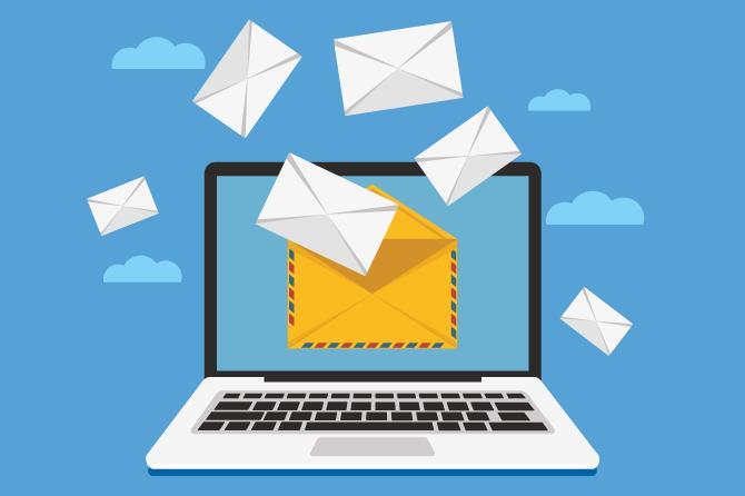 Come inviare email anonime anche con allegati