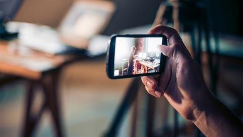 Come registrare video di nascosto con Android