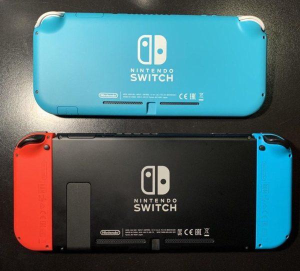 Nintendo Switch vs Switch Lite: quale comprare