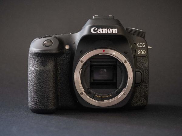 Recensione Canon EOS 80D 10