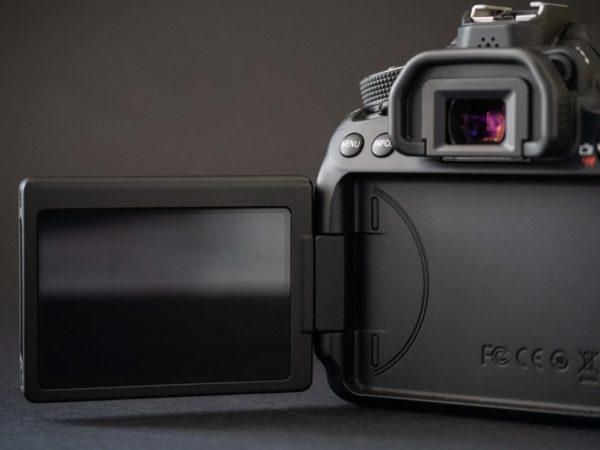 Recensione Canon EOS 80D 12