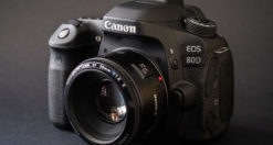 Recensione Canon EOS 80D 2