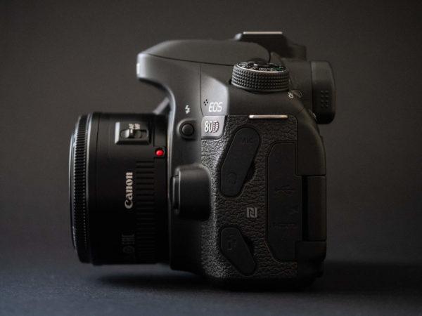 Recensione Canon EOS 80D 6