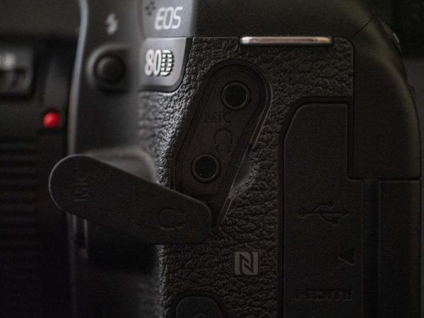 Recensione Canon EOS 80D 7