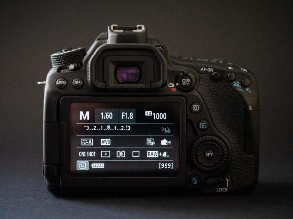 Recensione Canon EOS 80D 8