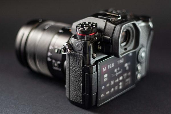 Recensione Panasonic Lumix G9 16
