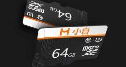 Xiaomi Youpin Xiaobai Micro Carta di DEVIAZIONE STANDARD 16G 32G 64G 128G 95 MB S 100.jpg q50