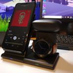 Stand di Ricarica wireless 3-in-1 Lecone