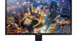 Samsung U28E570D Monitor 28 Pollici, UltraHD, 4K