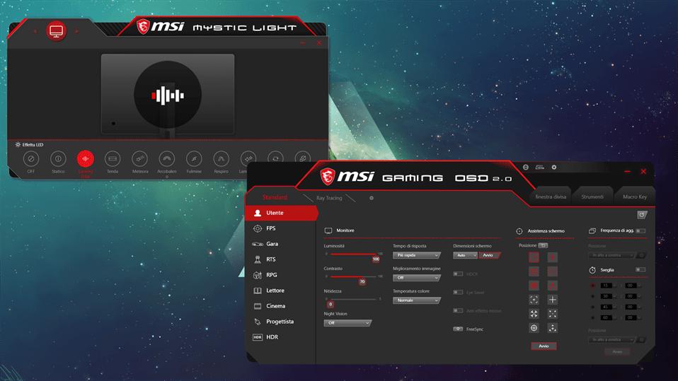 Recensione MSI Optix MAG272CQR: gaming 1440p al top