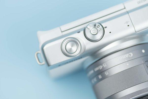 Recensione Canon EOS M200 01