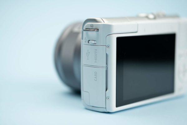 Recensione Canon EOS M200 03