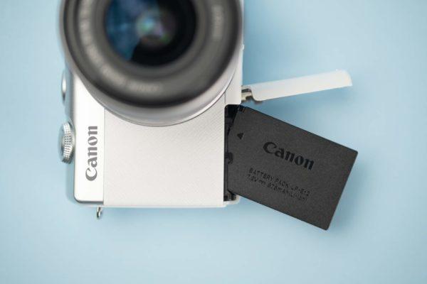 Recensione Canon EOS M200 06
