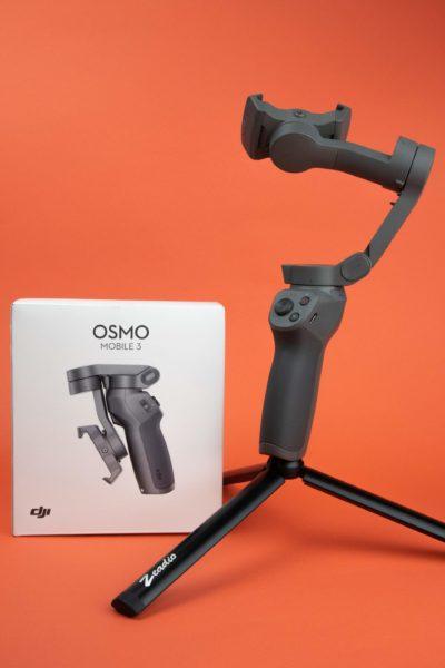 Recensione DJI Osmo Mobile 3 08