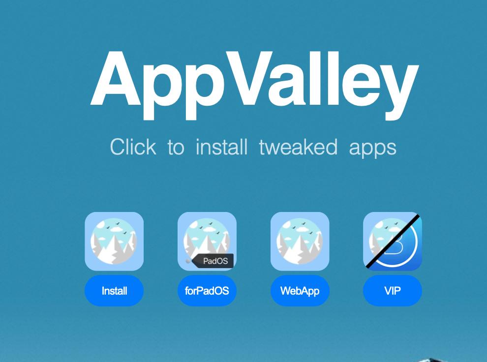 Scaricare Spotify gratis per iPhone con AppValley