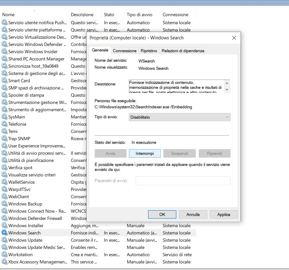 Windows Search 2 1