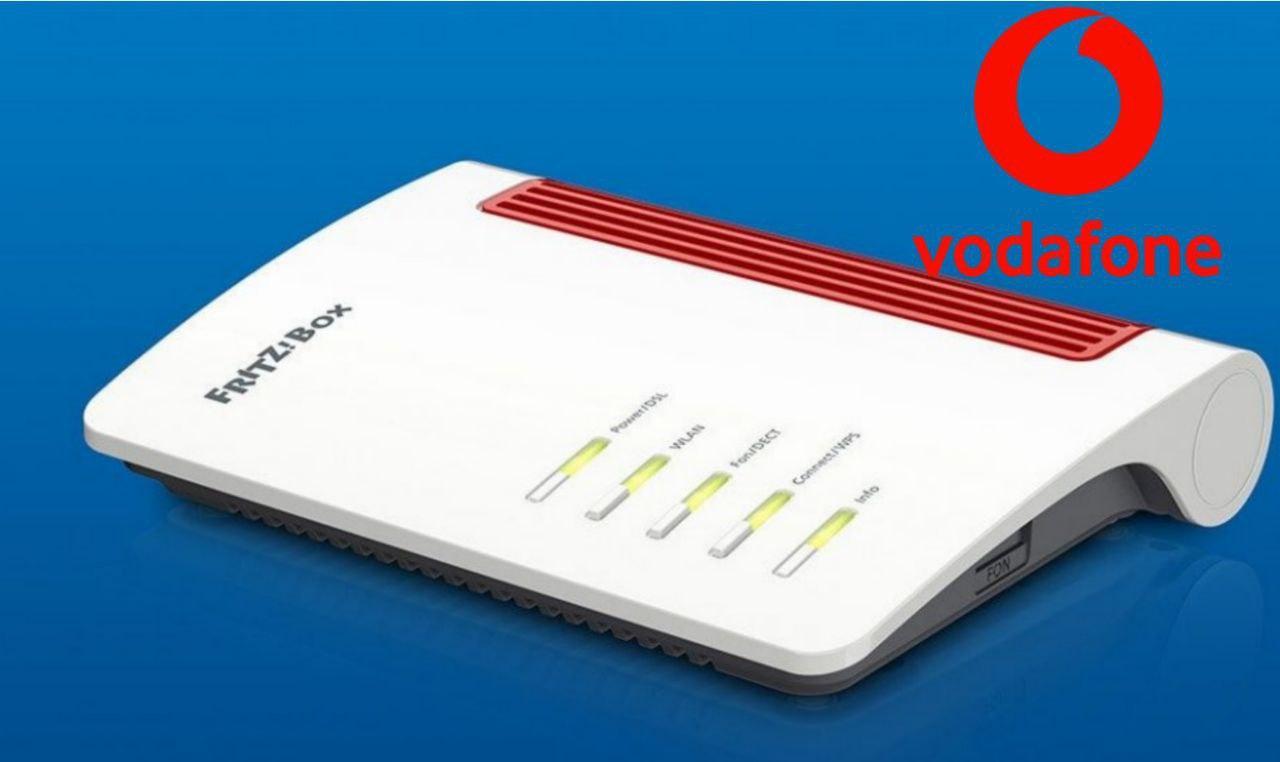 Come configurare un FRITZBox con Vodafone