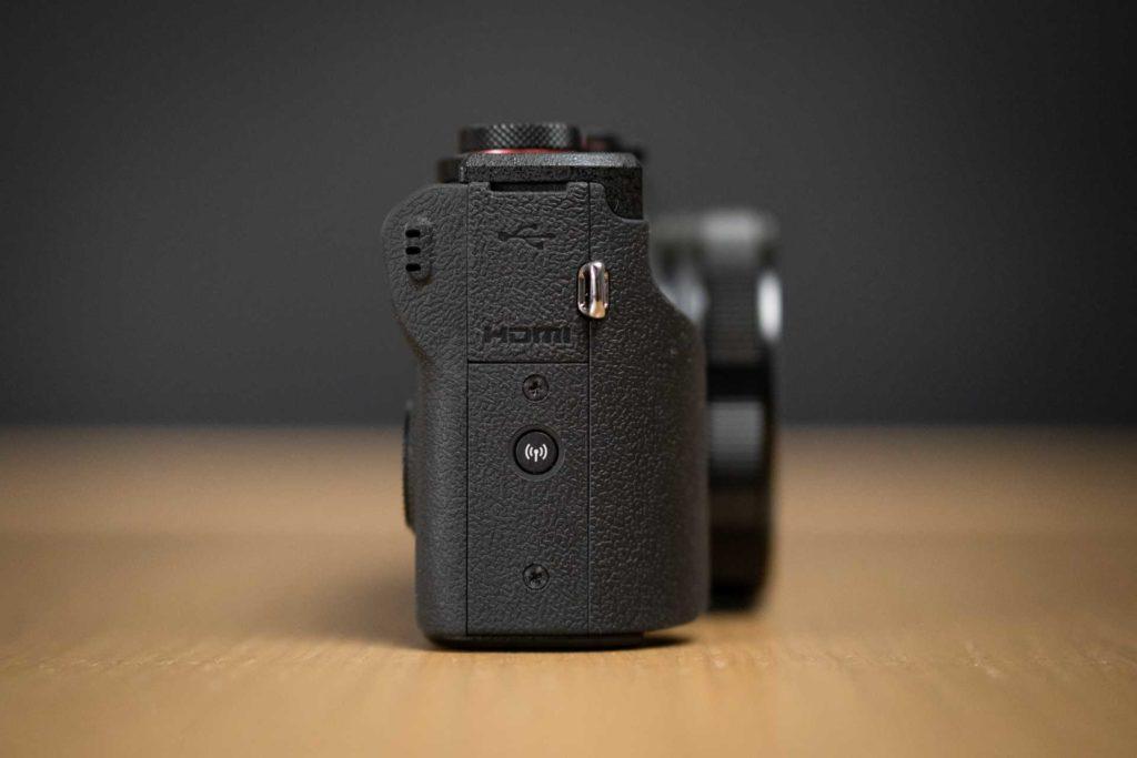 Recensione Canon G5 X Mark II 03