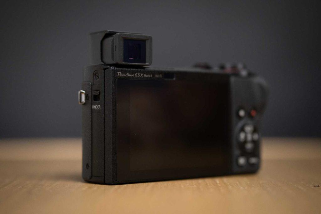 Recensione Canon G5 X Mark II 05