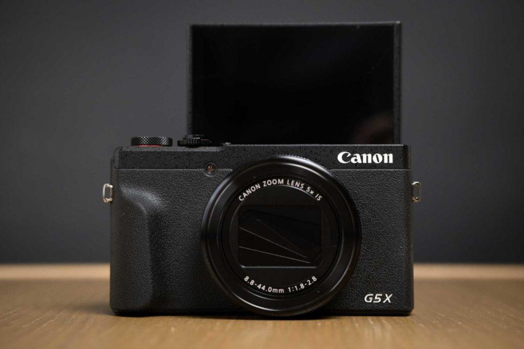 Recensione Canon G5 X Mark II 06