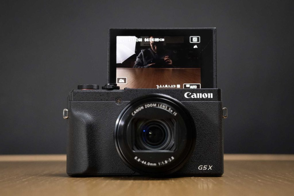 Recensione Canon G5 X Mark II 10