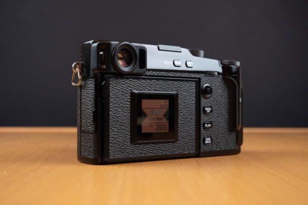 Fujifilm X-Pro3 Simulazione Pellicola