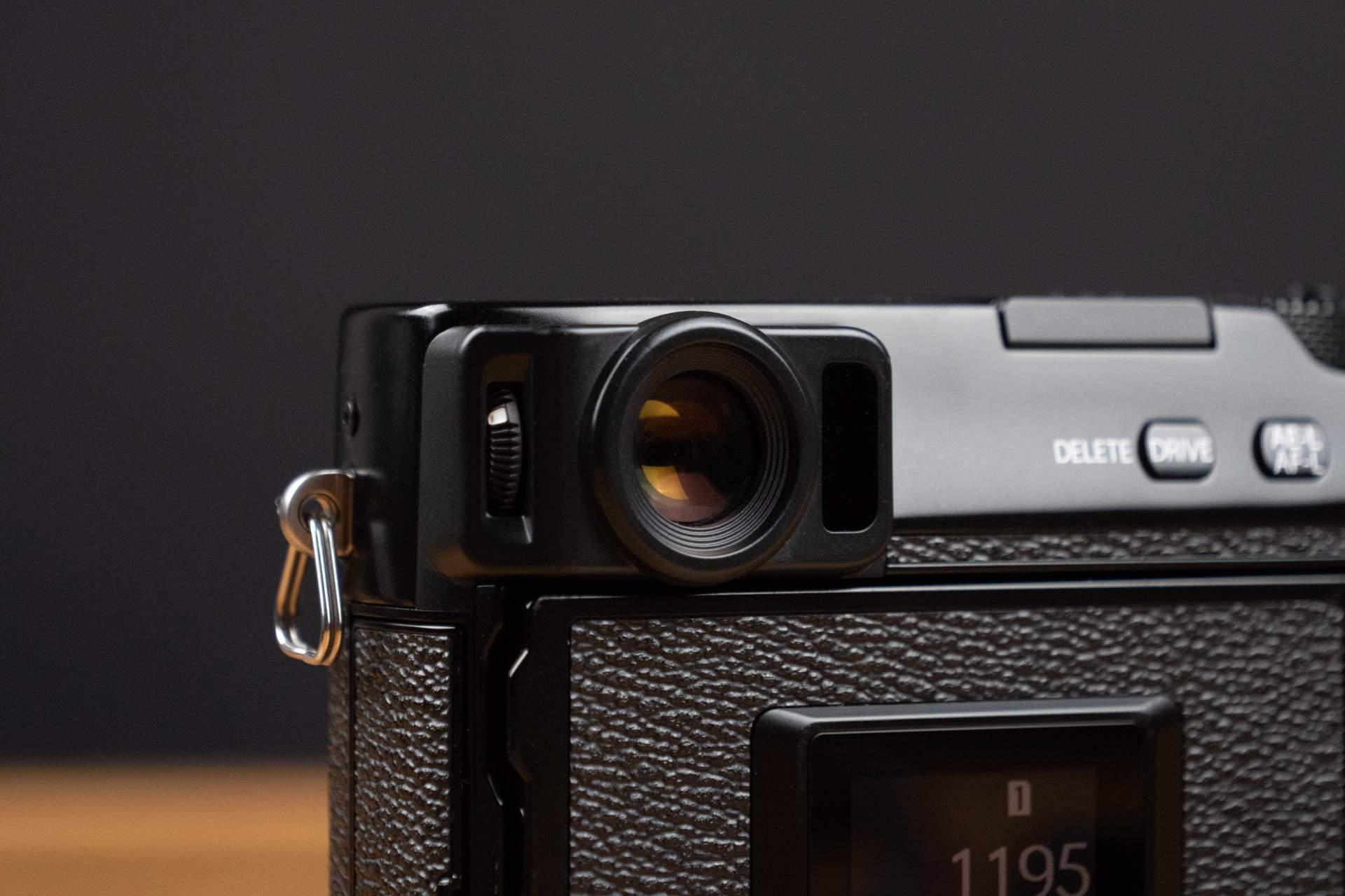 Recensione Fujifilm X Pro3 08