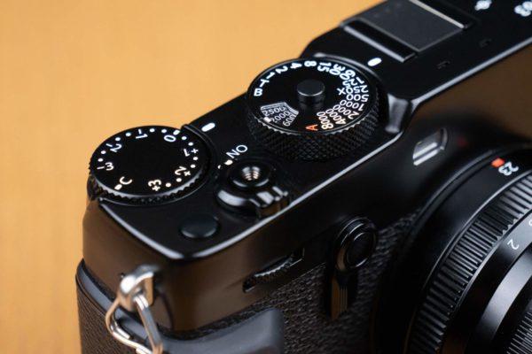 Fujifilm X-Pro3 Superiore