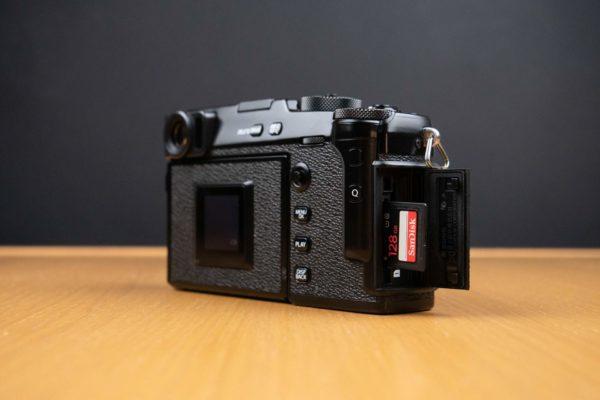 Fujifilm X-Pro3 Laterale