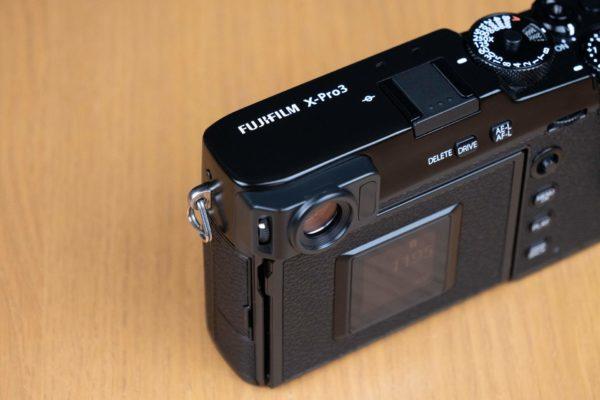 Fujifilm X-Pro3 Funzionalità