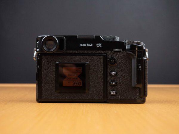 Fujifilm X-Pro3 Retro