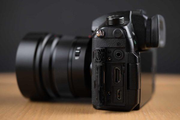 Recensione Panasonic Lumix GH5 04