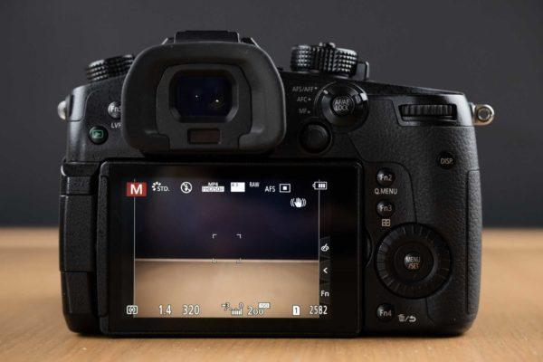 Recensione Panasonic Lumix GH5 05