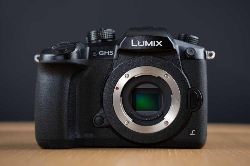 Recensione Panasonic Lumix GH5 06