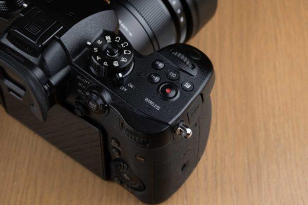 Recensione Panasonic Lumix GH5 07