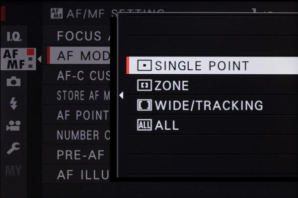 Fujifilm X-Pro3 AF