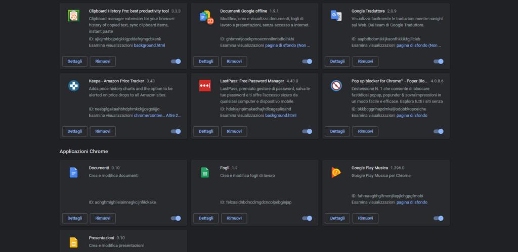 Chrome si blocca o va in crash: soluzioni 1