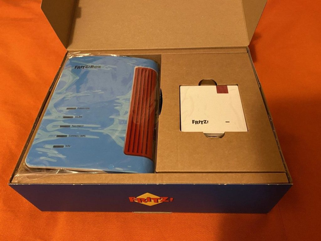 Kit FRITZ!Box 7530 Mesh