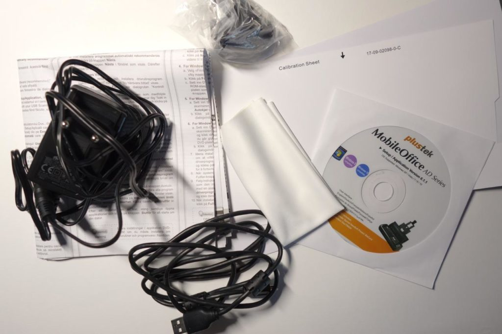Plustek MobileOffice AD480