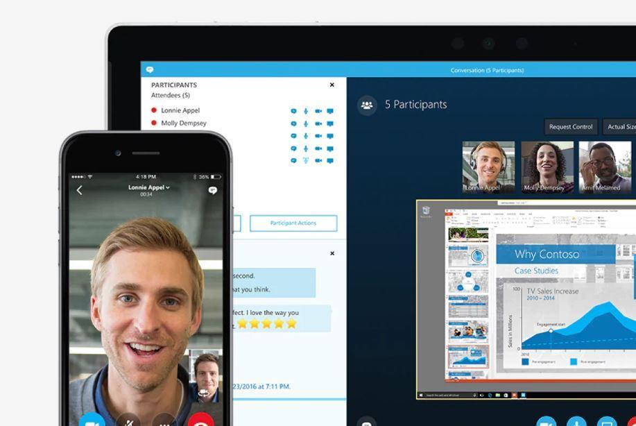 skype videochiamate