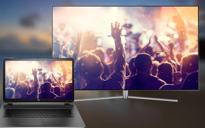 Come duplicare e mostrare lo schermo del PC su Smart TV.png 2