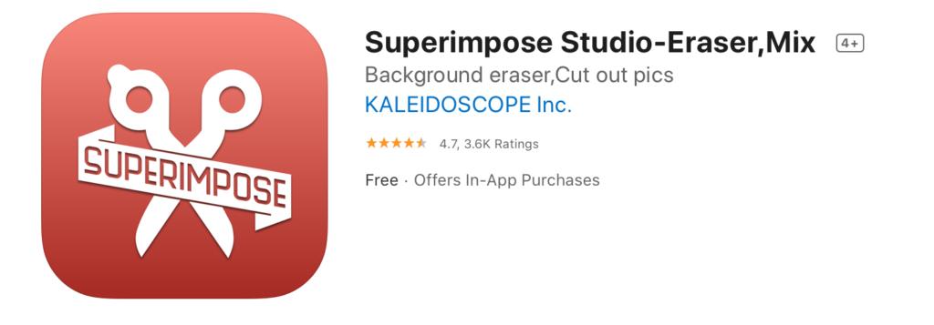 Superimpose Studio-unisci