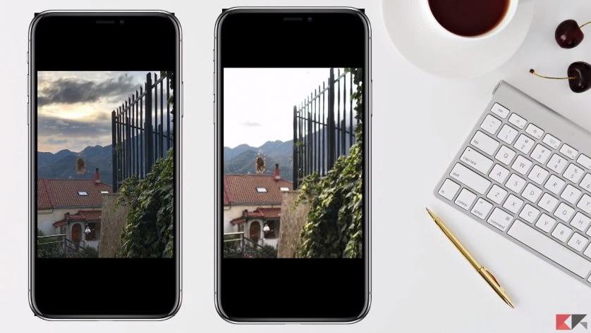 autofocus iphone 2