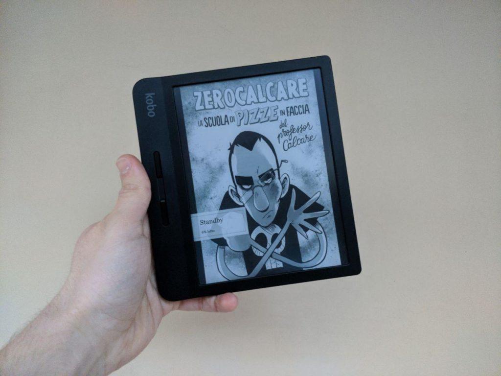 ebook reader kobo